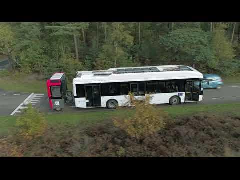 Hydrogen Range Extender for Electric Buses