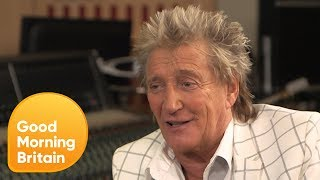 Rod Stewart On the Love of Performing That Keeps Him Going | Good Morning Britain