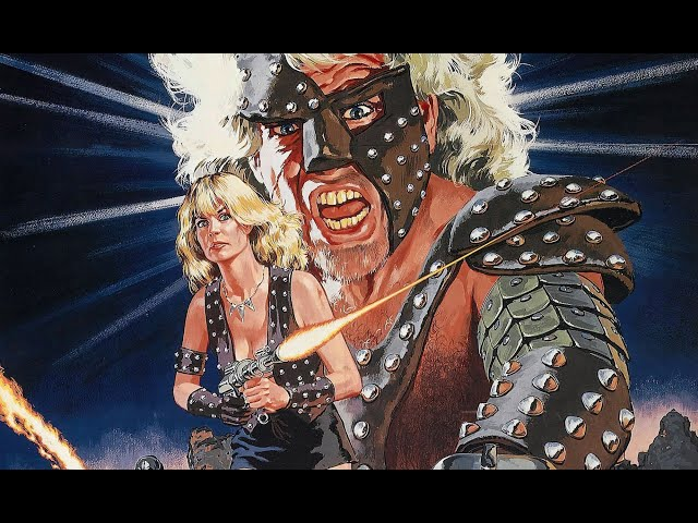 BAD RAIDERS / LAND OF DOOM - Trailer (1985, Deutsch/German)