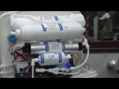 Unboxing of Aquafresh Aquagrand J13 12 ltr RO+UV+TDS Controller and Reviews