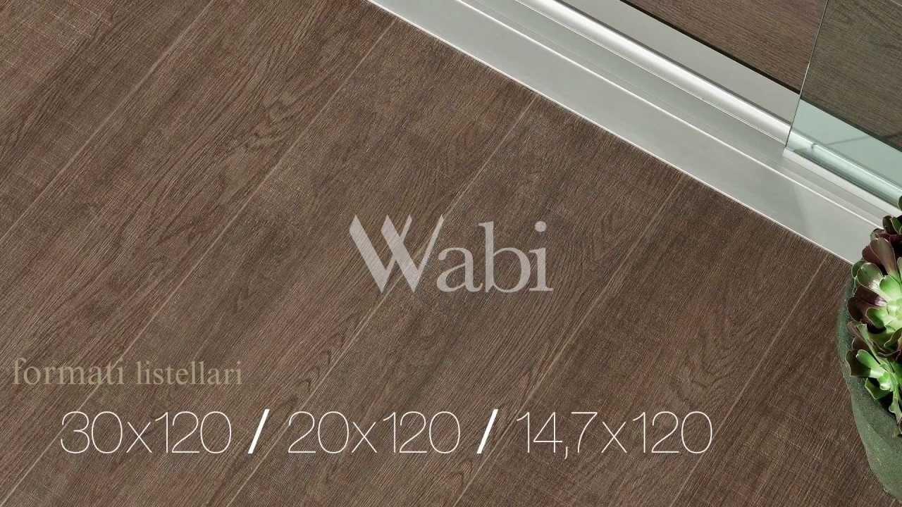 Wabi 2013: il gres porcellanato effetto legno di ceramiche caesar