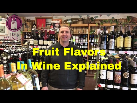 Fruit Flavors In Wine Explained | Are Winemakers Really Putting Apples and Other Fruit In Wine? #018