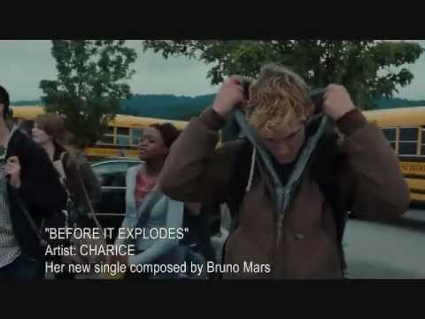 CHARICE New Single BEFORE IT EXPLODES Music  with I AM NUMBER FOUR Movie Trailer