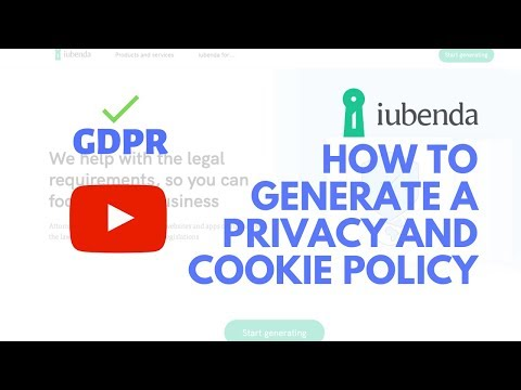 how-to-generate-a-privacy-and-cookie-policy-with-iubenda