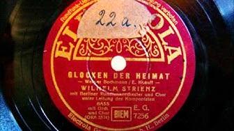 Wilhelm Strienz - Glocken der Heimat - 1942