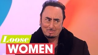 David Gest Exclusive - The Truth About Michael Jackson's Surgery | Loose Women