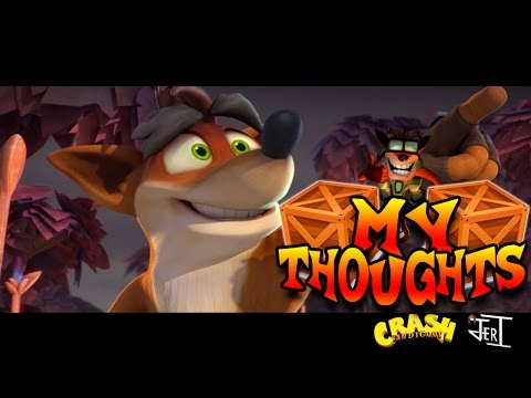 Crash Bandicoot In Skylanders Academy - MY 2 Cents