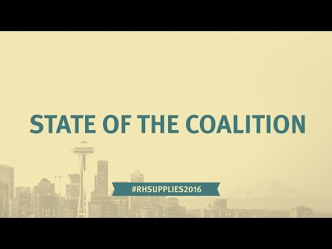 State of the Coalition / #RHSUPPLIES2016