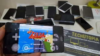 Dolphin test OnePlus 3T gamecube emulator/The Legend of Zelda: The Wind Waker/Android