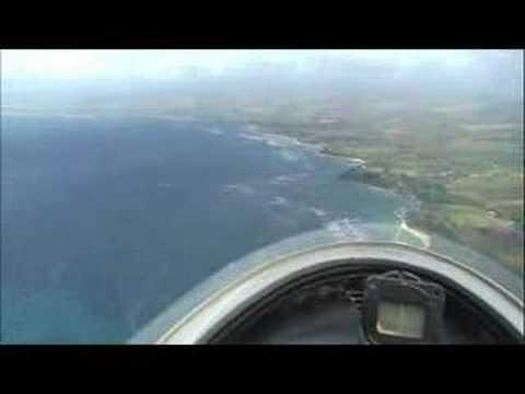 Glider Ride Dillingham Field Hawaii