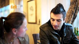20140623 Interview with Justin Sane (ANTI-FLAG) in Saint Petersburg, Russia