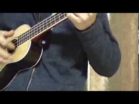 ukulele - all of me by kiyoshi kobayashi