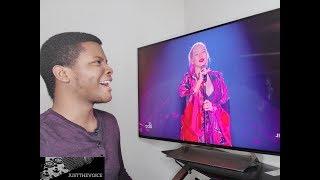 "Christina Aguilera - ""Loyal Brave True"" (REACTION)"