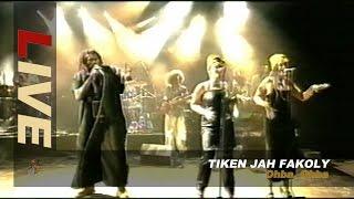 """LIVE - TIKEN JAH FAKOLY """"Ohba Ohba"""""""