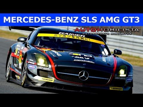 Automobilista - Mercedes-Benz SLS AMG GT3 - Autopolis
