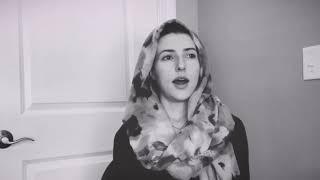 فتاة الأمريكية  جينيفر جراوت تقرأ القرآن بصوت رائع تلاوة خاشعة من سورة البقرة