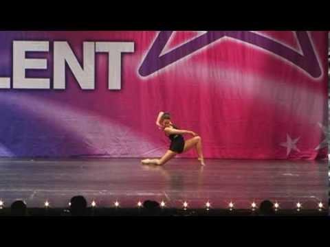 Feeling Good- Athena Petredis Jazz dance solo 2013