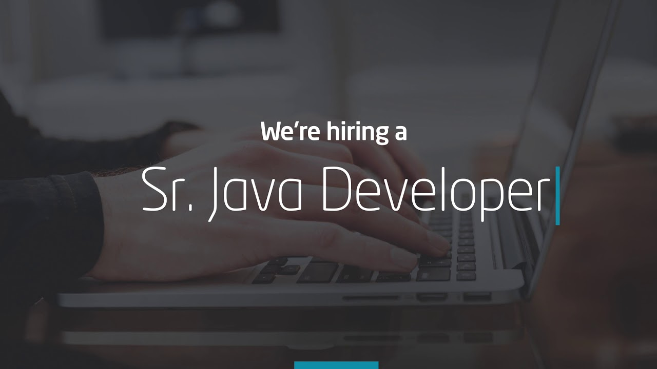 Image result for hiring senior Java Developer