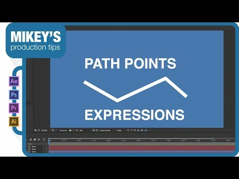 Path Point Expression Language In After Effects