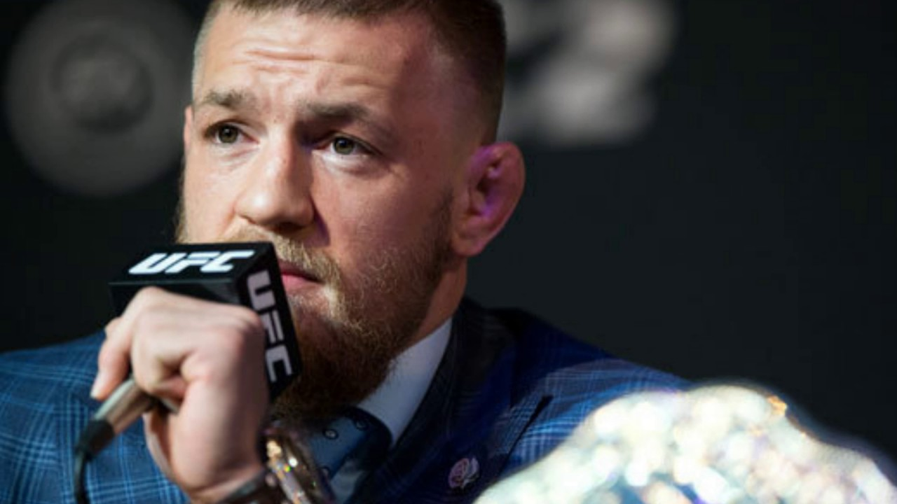 Floyd Mayweather, Conor McGregor trade insults as press tour begins