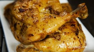 Chicken (Orange Marinade)