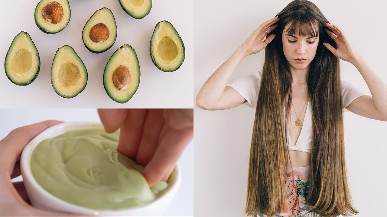 7 Best Diy Hair Masks That Really Work Homemade Hair Recipes 2021