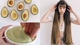 Open me! :d hi guys! here is a recipe for an avocado hair mask. i've been having fun testing out different recipes, and really liked the way this one made my...