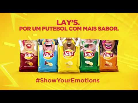 Show Your Emotions - Embalagens
