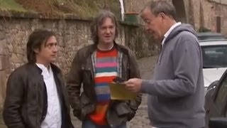 Break for the German Border Part 1 - Top Gear - BBC