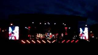 Hubert von Goisern feat. Marie Daulne (Zap Mama) @ Amsterdam 1/2