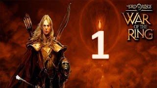 LOTR: War of the Ring - Серые Скалы #1