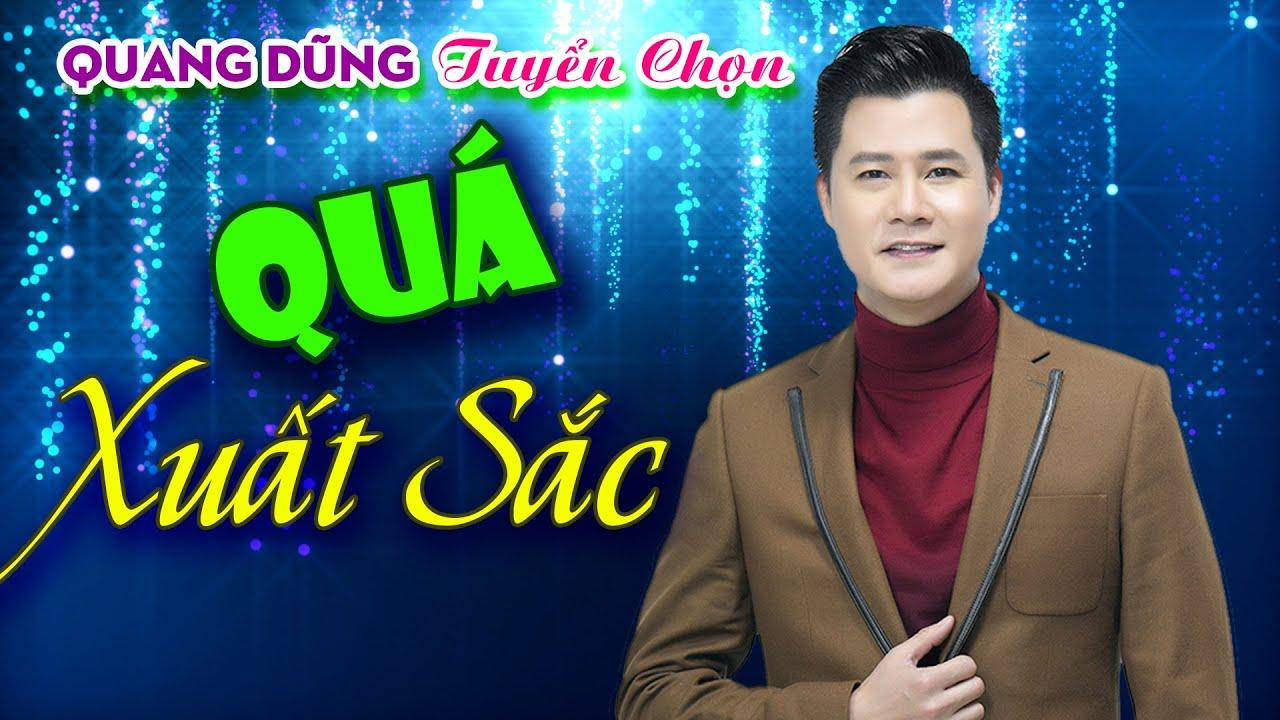 Quang Dũng hát nhạc Trịnh quá xuất sắc nghe hoài không chán