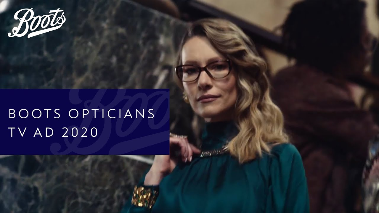 Boots Opticians - They're Boots, Darling