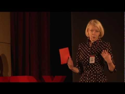 Soolised stereotyybid meedias: Kadri Bank at TEDxYouth@Tallinn