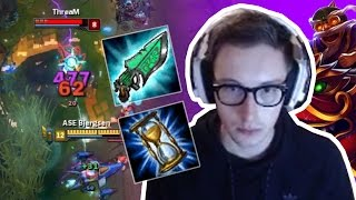 TSM BJERGSEN SOLOQ - HYBRID CORKI IS BUSTED!