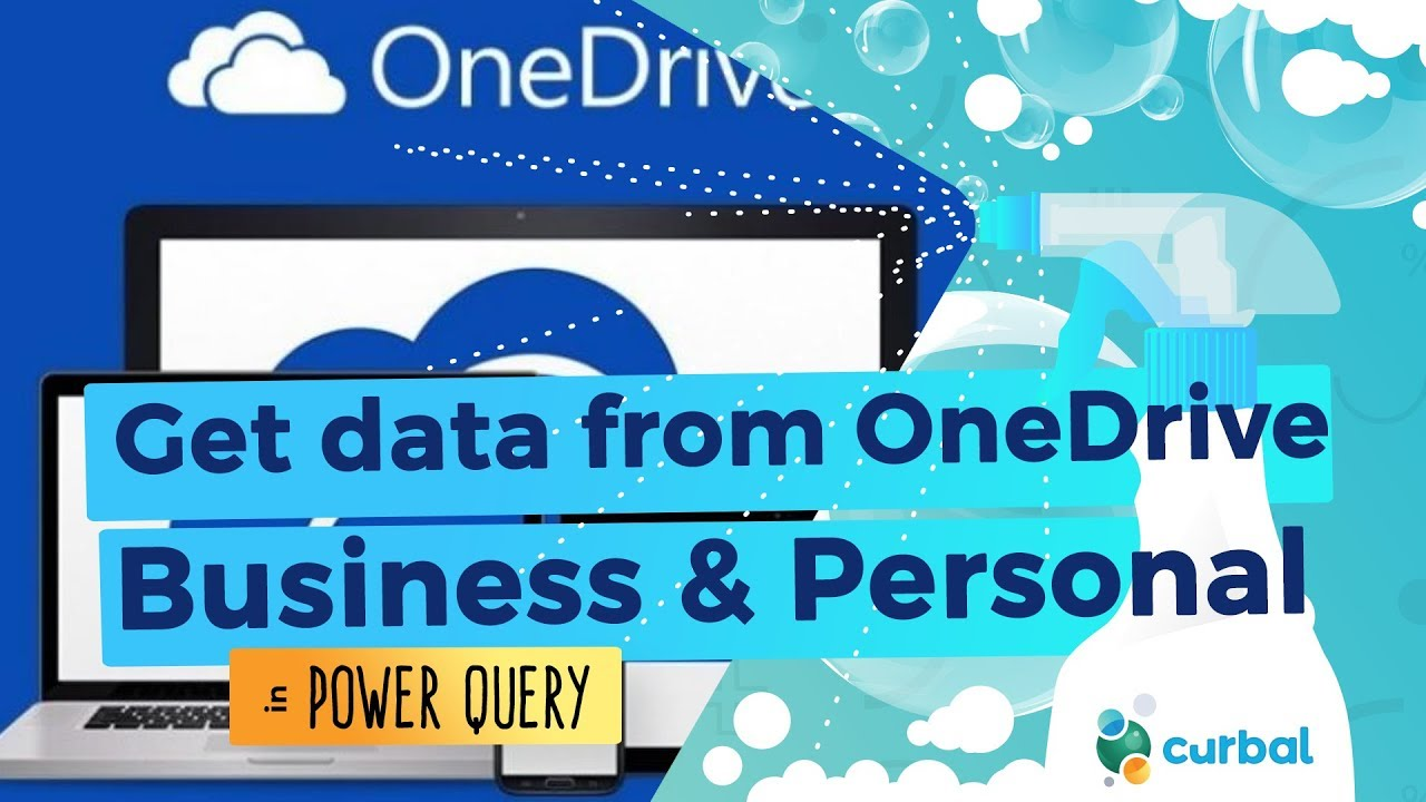 Get data from Onedrive Business and Personal into Power BI Desktop