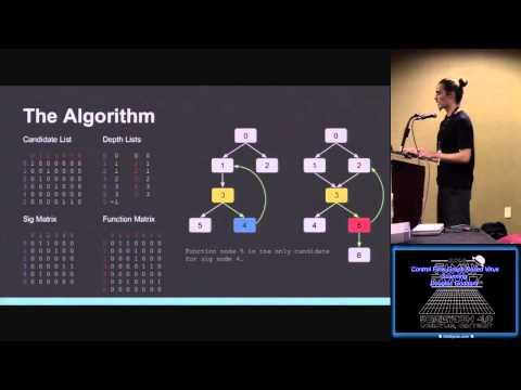 t420 Control Flow Graph Based Virus Scanning Douglas Goddard
