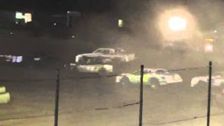 Boothill speedway king of the hill factory A feature