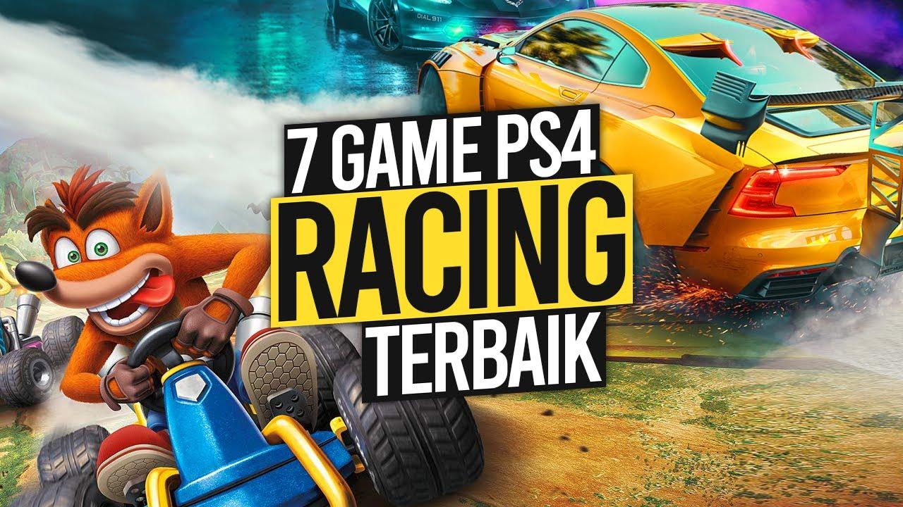 7 GAME PS4 Racing Terbaik (2013-2020)