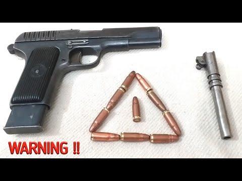30 Bore Pistol - Warning Video (Urdu)