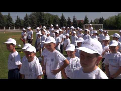 vgorunews: Чернобаевка День УЕФА 2017