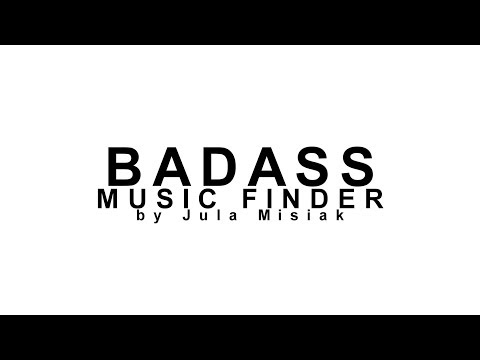 Underrated MultiBadass  Music Finder