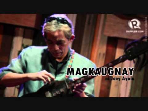 Magkaugnay- Joey Ayala (Audio)