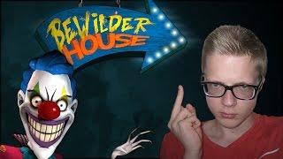 Horror Zondag - CLOWNS! HELLUP! - Bewilder House met Melvin