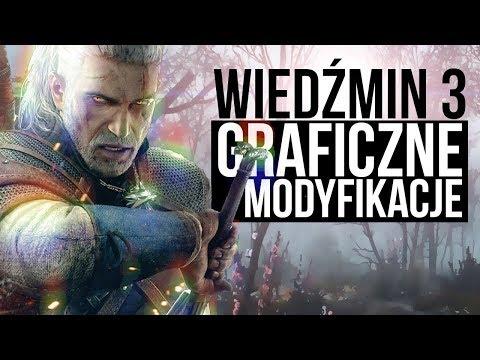 Najlepsze graficzne mody do Wiedźmina 3