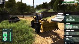 Construction Machines Simulator 2016 | GamePlay PC 1080p