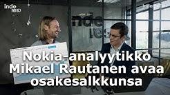 Nokia-analyytikko Mikael Rautanen avaa salkkunsa osa 4