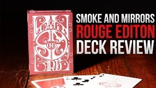 Deck Review - Smoke and Mirrors ( ROUGE ) Deck 2nd Edition