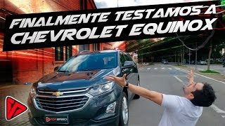 Chevrolet Equinox Premier!  Finalmente testamos o carro mais pedido no canal  | Top Speed