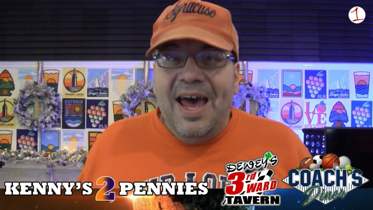 KENNY'S 2 PENNIES: Wonderful Life & 'Cuse beats Georgetown (podcast)